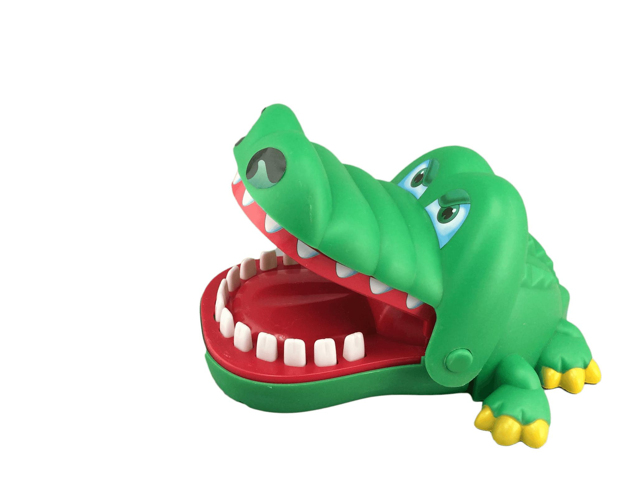 crocodile tooth toy