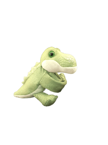 hugging mini alligator toy