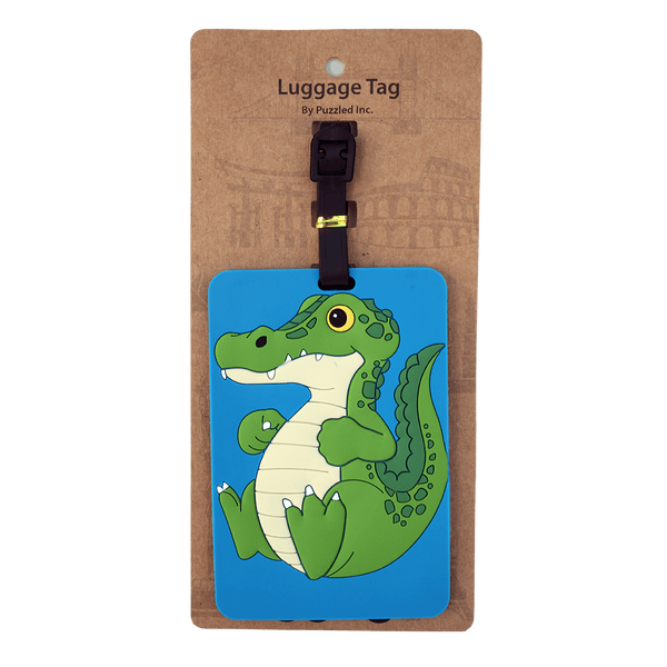 Alligator Luggage Tags