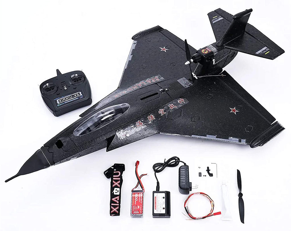 Raptor Jet RC Fighter Aircraft