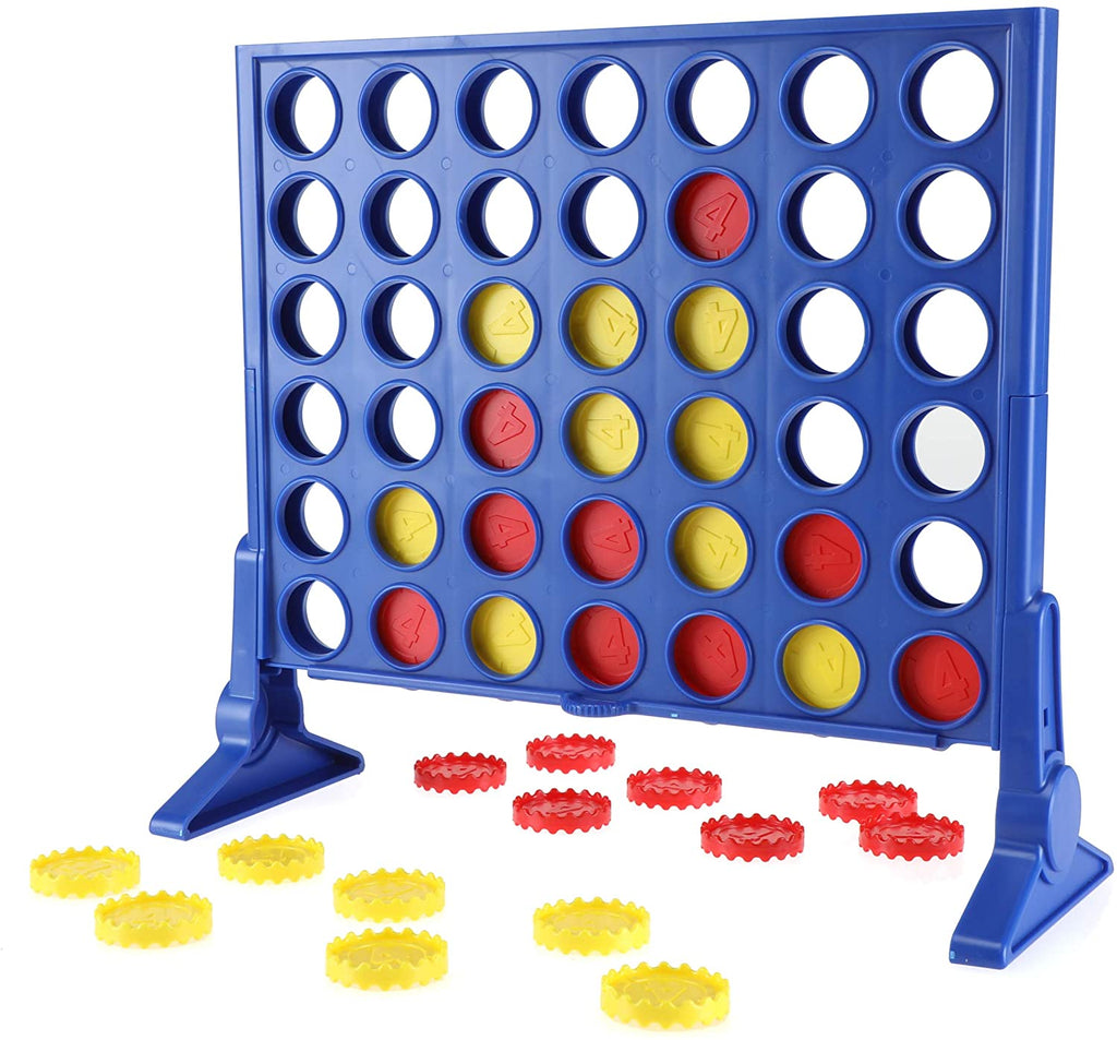 Connect 4 Game Toy Set