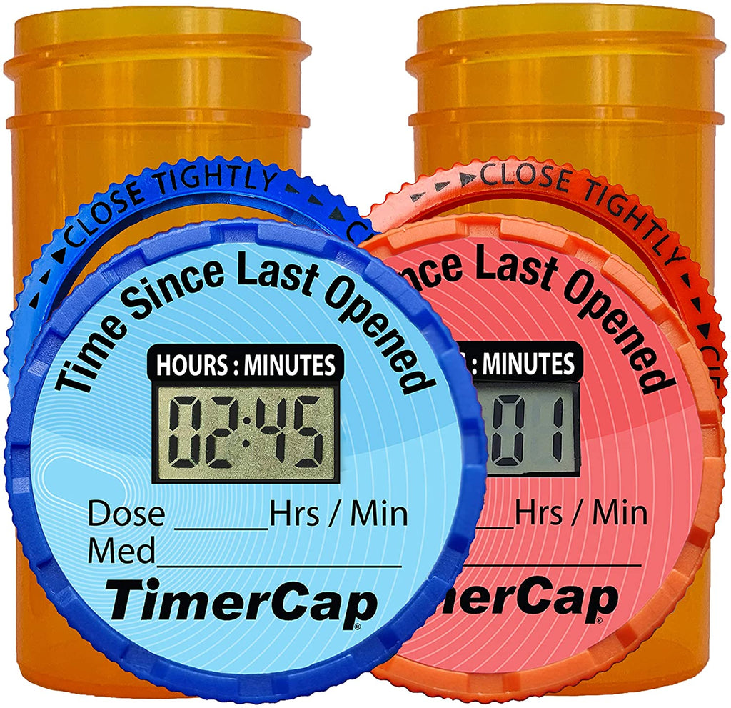 TimerCap (Displays Time Since Last Opened)