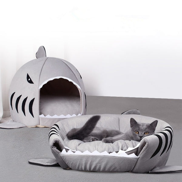 Soft Pets Shark Bed