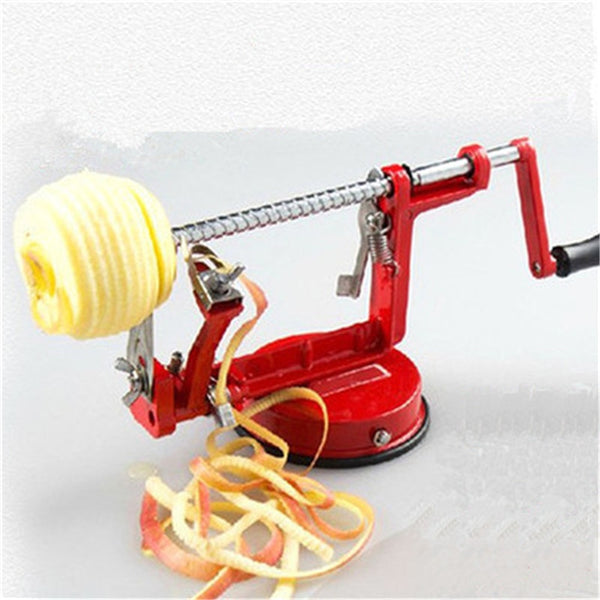 3 in 1 Steel Fruit Potato Apple Peeler Machine
