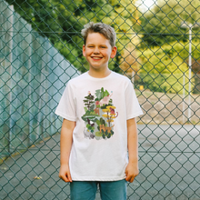 Load image into Gallery viewer, Forest Animals Kid's T-shirt