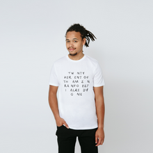 Load image into Gallery viewer, Twenty Percent T-shirt