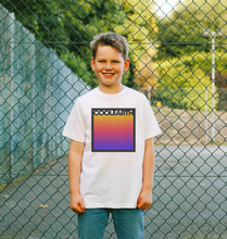 Load image into Gallery viewer, Cool Earth Gradient Kid's T-shirt