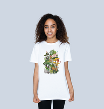 Load image into Gallery viewer, Forest Animals T- shirt