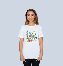 Load image into Gallery viewer, Love Our Planet T -shirt