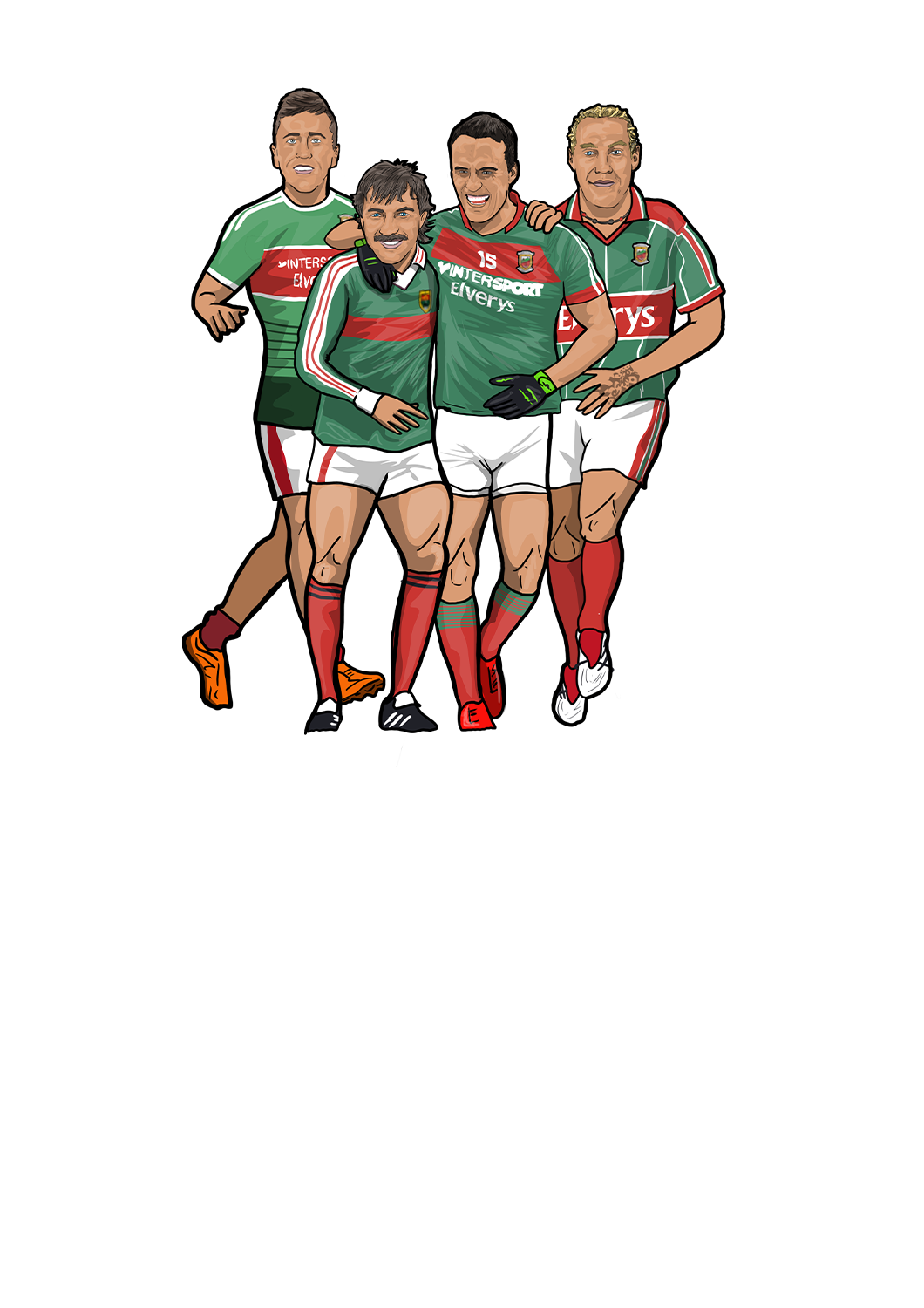 It's a Mayo Thing Men's Tee