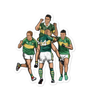 Kerry Football Sticker