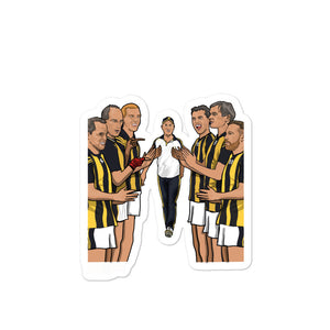 Kilkenny Hurling Sticker