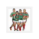 Load image into Gallery viewer, Mayo Football Framed Poster
