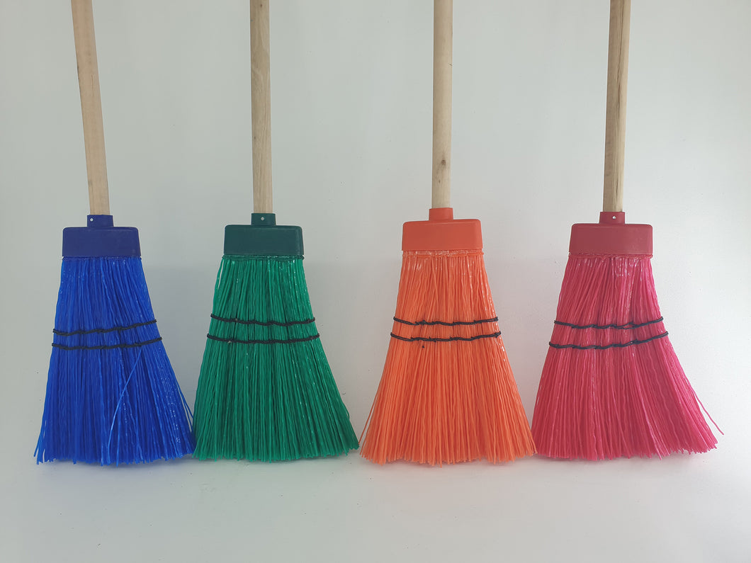 Poly Corn ( carpet ) Broom
