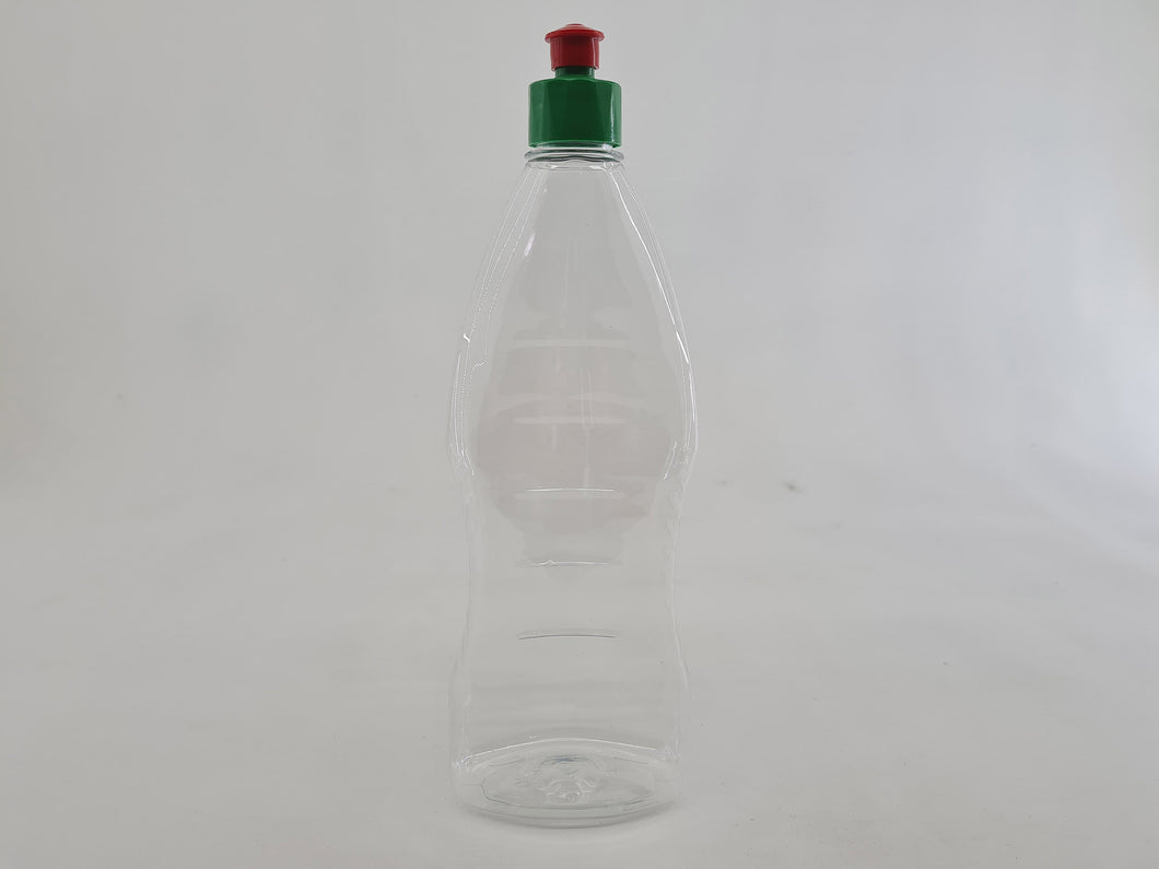 Dish wash bottle