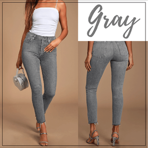 🔥 [FLASH DEALS 50% OFF] 🔥 SOY™ Seamless Imitation Jeans