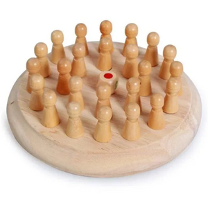 🔥 [FLASH DEAL 50% OFF] 🔥 SOY™ Wooden Memory Match Stick Chess