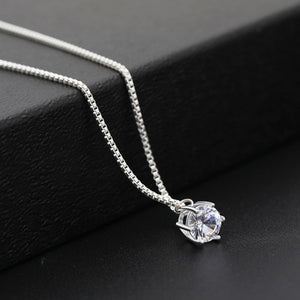 ✨ [MEGASALES - BUY 1 FREE 1] ✨ Monge Belle™ Collection Necklace with Crystal Pendant
