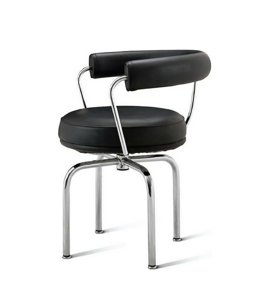 LC7 Corbusier Style Swivel Chair