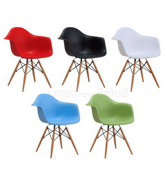 DAW style armchair in a choice of colour - Onske