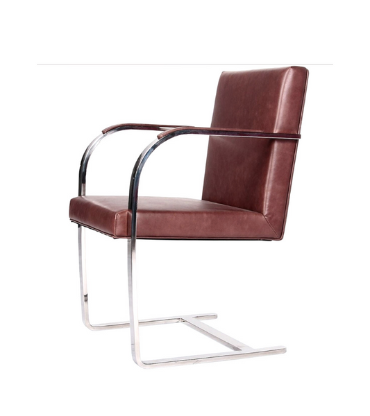 BRNO Style Chair Premium Leather - Onske
