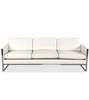 CH103 Style Sofa in Aniline Leather - Onske