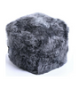 Pure Sheepskin Luxury Foot Stool Ottman in choice of colour