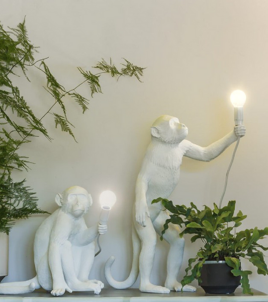 Monkey Lights by Seletti