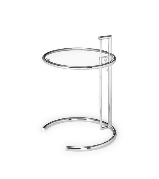 Side Table inspired by the Eileen Gray E1027
