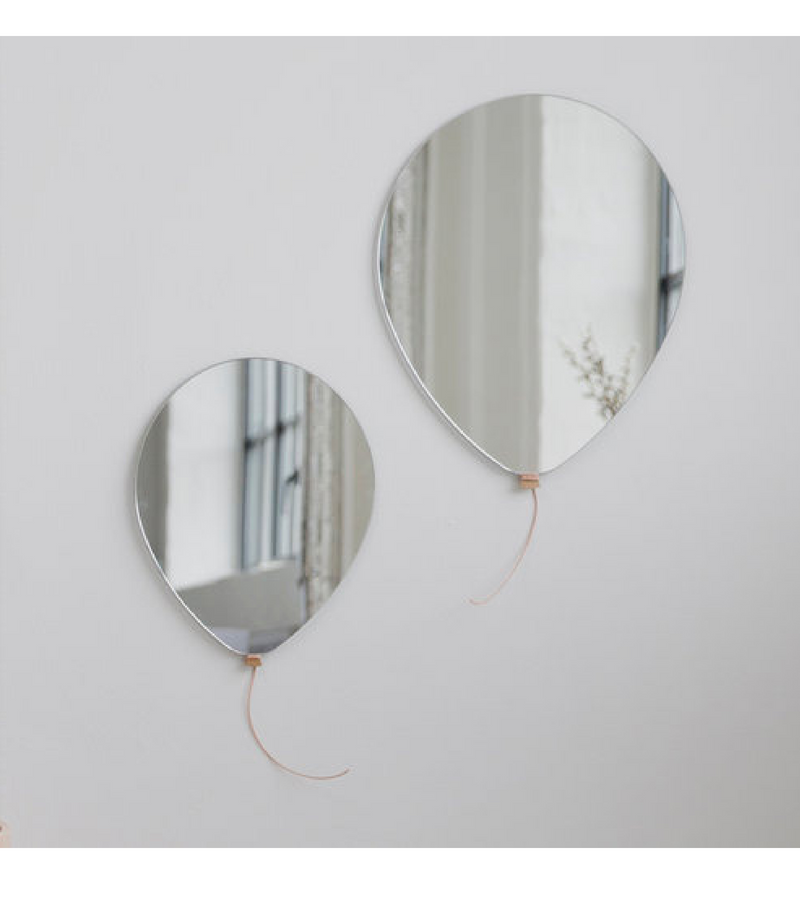 Balloon Mirror - Onske