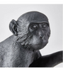 Standing Black Monkey Light by Seletti - onske-2