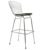 Harry Bertoia Style Wire Bar Stool