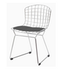 Wire Dining Chair Bertoia Style - Onske