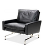 PK31 Style Armchair in Aniline Leather - Onske