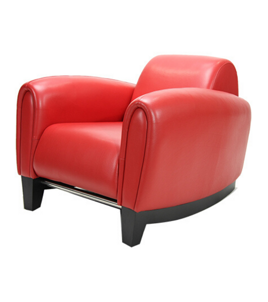 Bugatti Romero Style Chair in Premium Leather - Onske