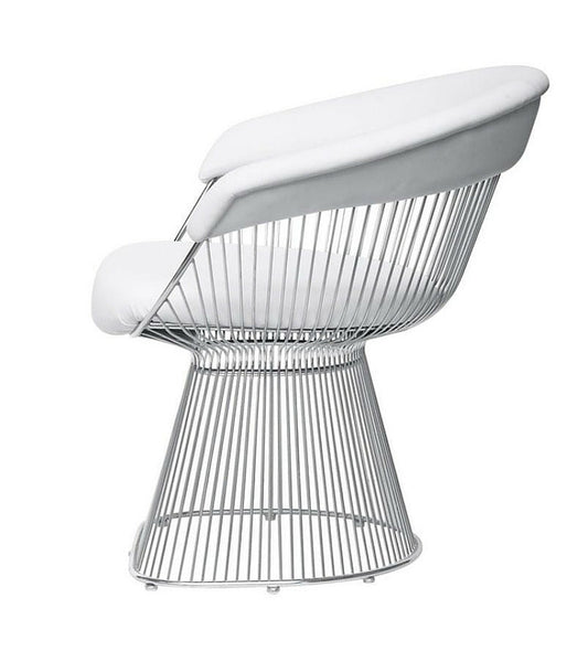 Platner style Dining Arm Chair - Onske