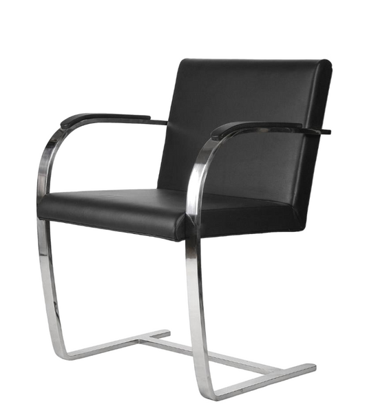 Premium Quality BRNO Style Chair in Italian leather
