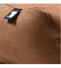 Premium Quality Leather Look Large Beanbag - Onske