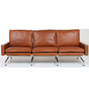 PK31 Style Three Seat Sofa in the style of Poul Kjaerholm - Onske