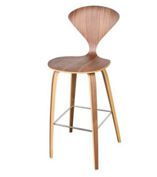 Cherner Style Bar Stool 72cm seat height - Onske