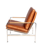 FK6720-1 Fabricius Style Chair Aniline Leather - Onske