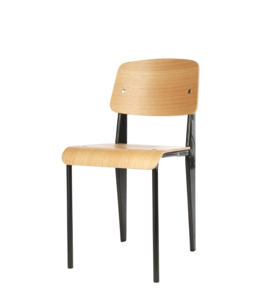 Jean Prouve style Standard chair - Onske