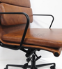 EA 217 Style Office Chair Black Frame - Onske