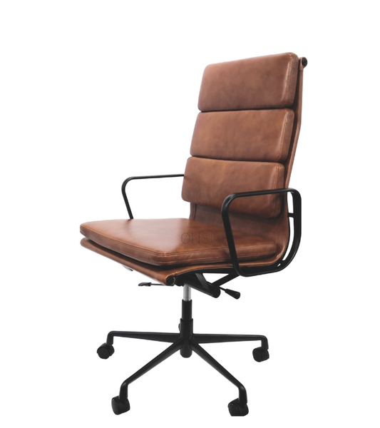 Black Frame EA 219 style Office Chair - Onske