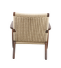 EJ101 Queen Style Chair in Premium Leather - Onske