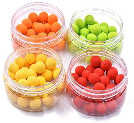 30pcs 12mm Smell Carp Fishing Bait Boilies Eggs