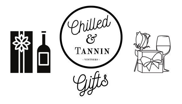 Chilled & Tannin Wine BOXES & GIFTS - Chilled & Tannin
