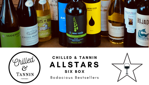 Chilled & Tannin Allstars Six Box