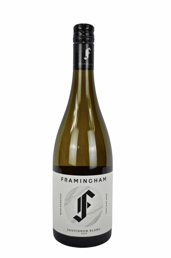 Framingham Sauvignon Blanc, Marlborough - Chilled & Tannin