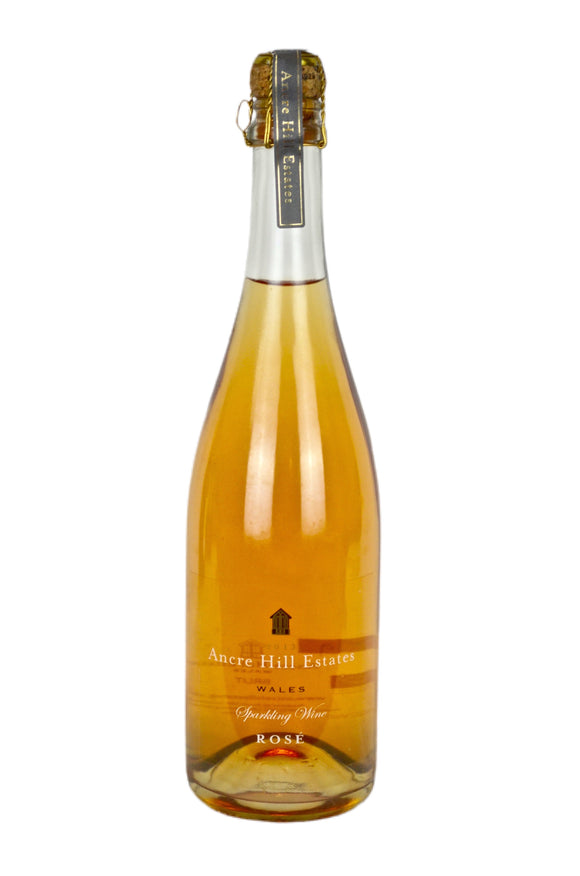 Ancre Hill Vineyard Sparkling Rosé Brut 2013, Monmouthshire - Chilled & Tannin